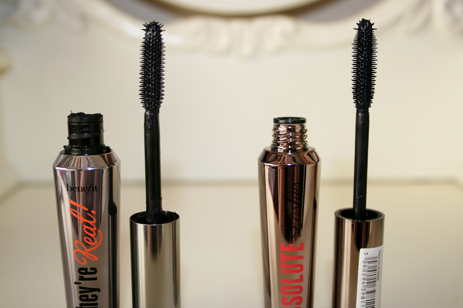 W7 Mascara Benefit They're Real Dupe