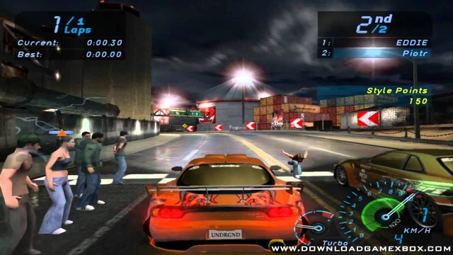 Need for Speed Underground 2003 [Jtag/RGH][Xbox Classic
