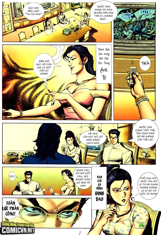 Người Trong Giang Hồ chapter 430 trang 3