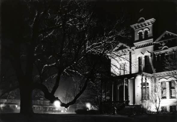 Ten Haunted Abandoned Houses In The World | The Beechworth Lunatic Asylum, Australia