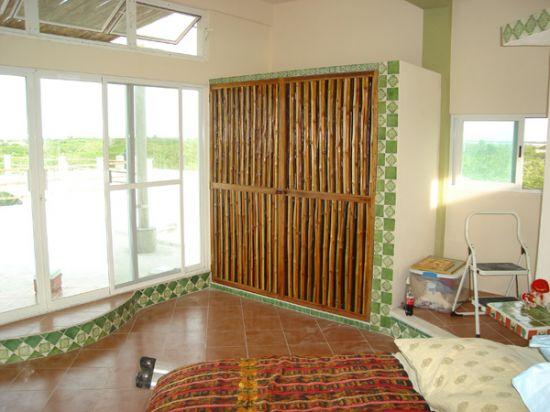Bamboo Interior Door