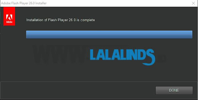 Download Adobe Flash Player 26.0.0.137 Offline Installer Terbaru