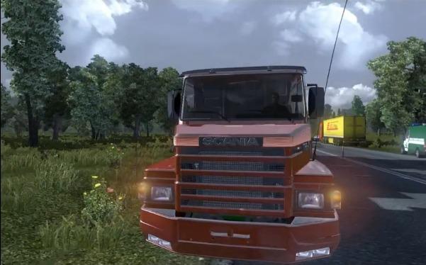 Scania 112HW - ETS 2 Mods