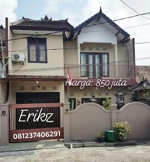 Dijual rumah murah di Kerobokan