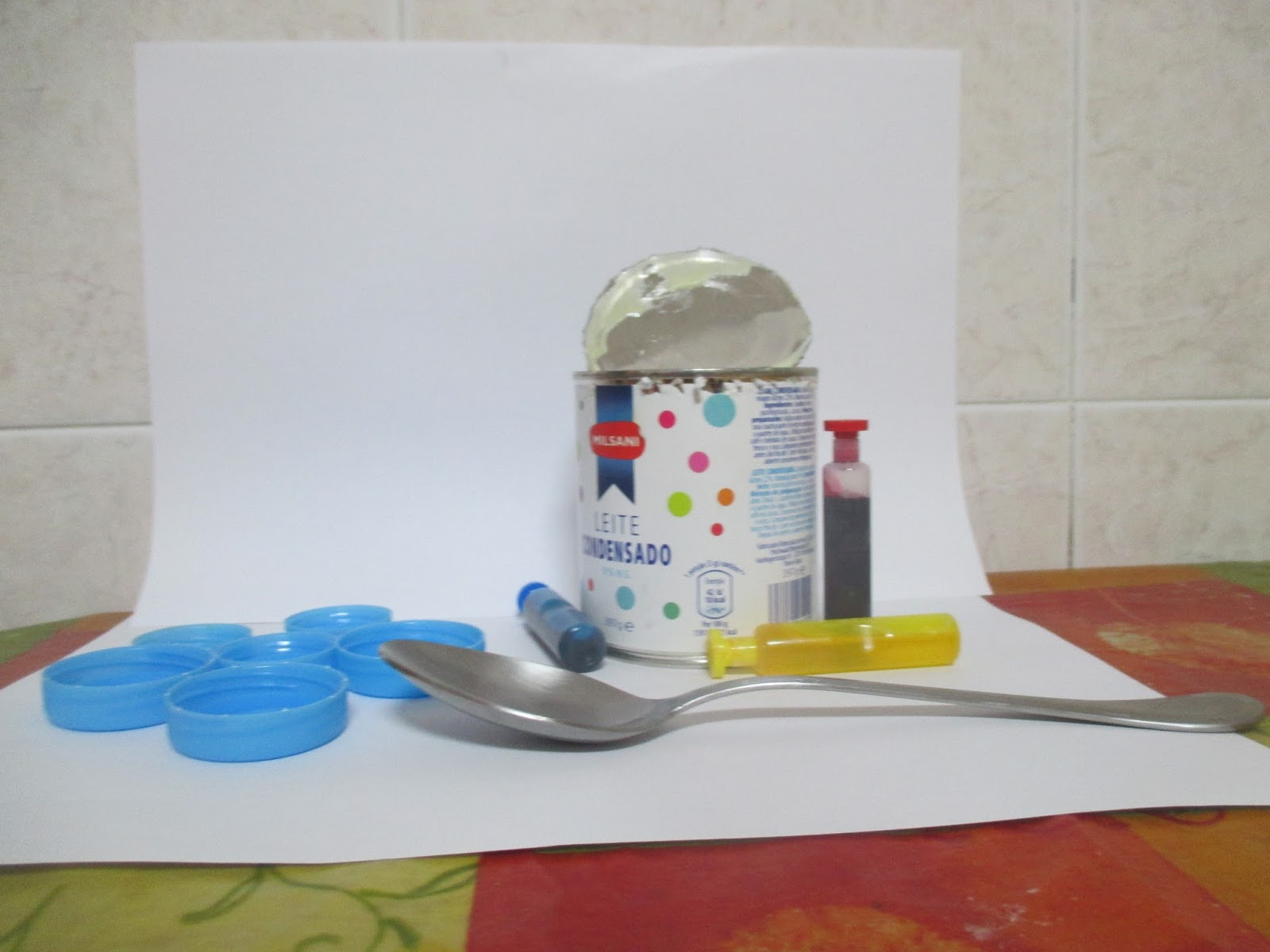 Pintura Acrilica Casera Make For Kids Pintura Comestible