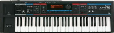 Đàn Organ Roland Juno Di