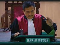 Hakim Sidang Ahok Semprot Jaksa: Selama Saya Jadi Hakim, Tidak Pernah Menunda Sampe Dua Minggu
