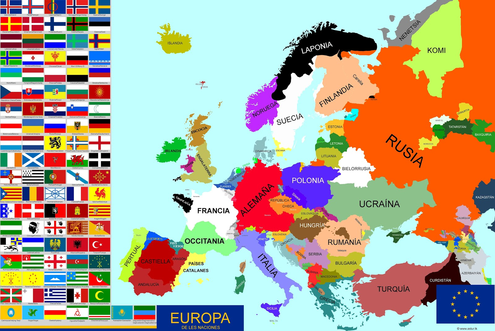 Ethnic groups in Europe - Page 2