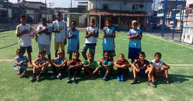 Projeto esportivo em Caxias atende oito mil pessoas por mês7