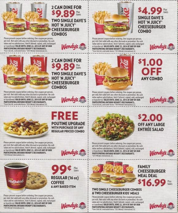 photograph relating to Wendy's Printable Coupons named Wendys coupon printable - Get coupon codes