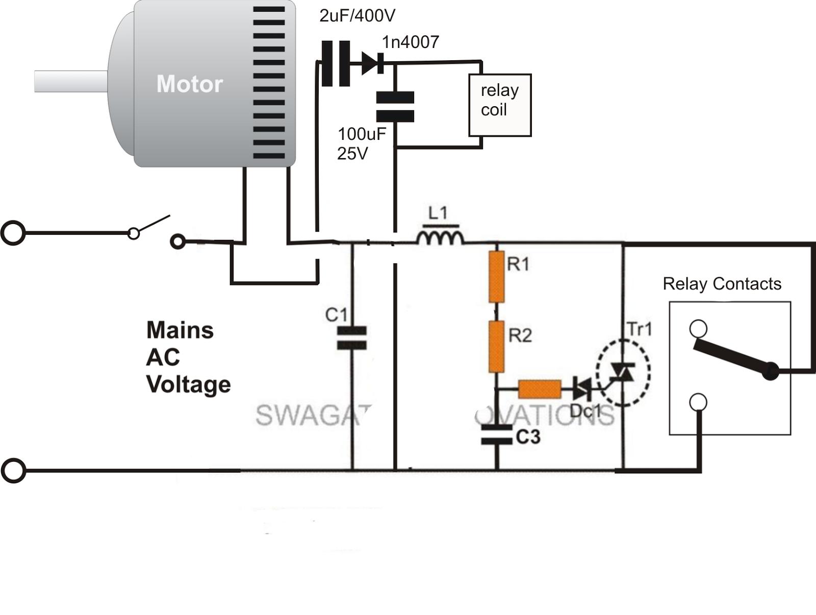 Pump Motor Wiring Diagram In Addition Motor Capacitor Wiring Diagrams