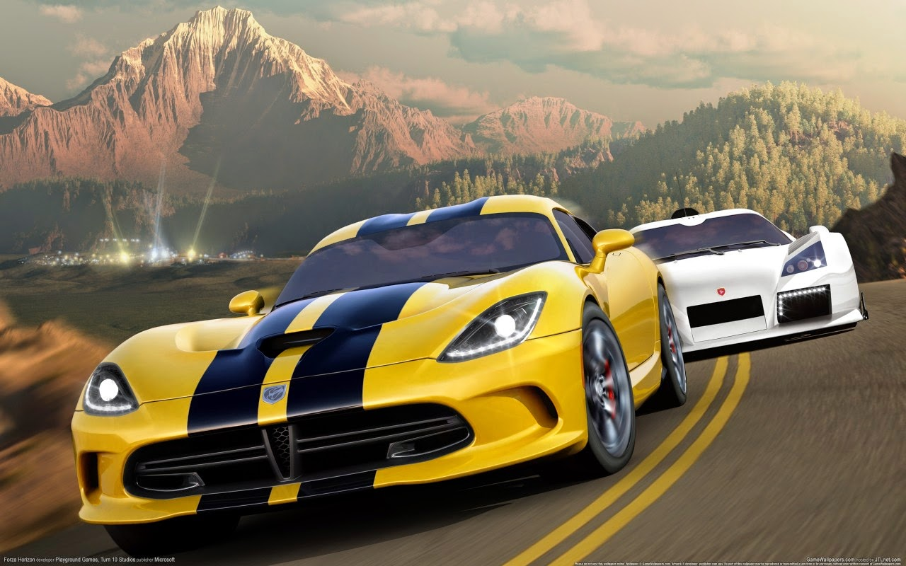 wallpapersku forza horizon game wallpapers. Black Bedroom Furniture Sets. Home Design Ideas