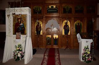 Tunderea in monahism a maicilor: Bartolomeea, Stefania, Andreea, Ecaterina, Pahomia, Manastirea Piatra Fantanele, Bistrita-Nasaud