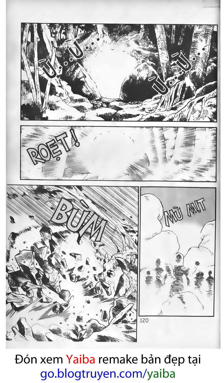Yaiba chap 16 trang 9