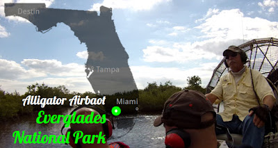 Airbaot Tour - Everglades