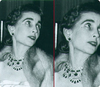 Queen Amelie's Ruby Necklace