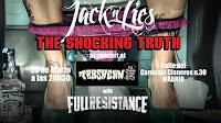 Concierto de Jack 'n' Lies y Fullresistance en Sala Trashcan