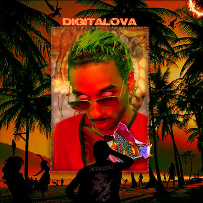Laylow - Digitalova - Album Download, Itunes Cover, Official Cover, Album CD Cover Art, Tracklist