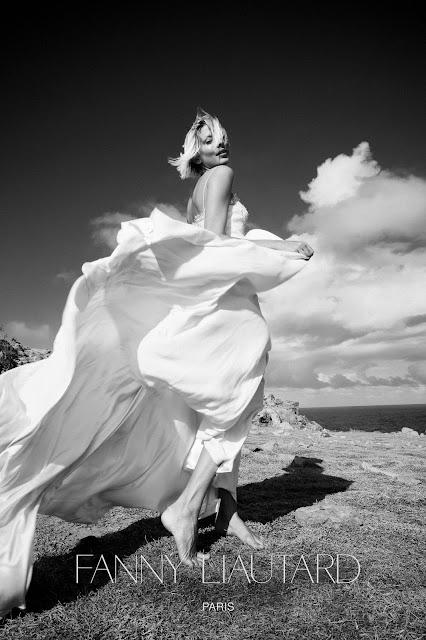 FANNY LIAUTARD robes de mariée sur mesure Paris