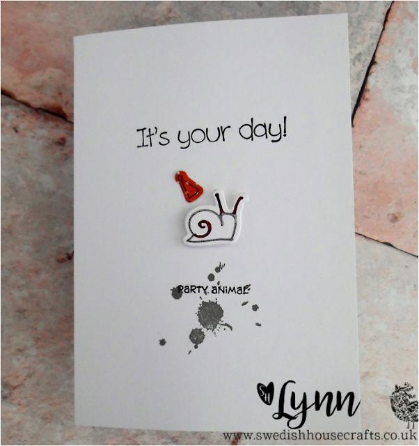 Half Price Gummiapan Party Animal CAS Card | By Lynn