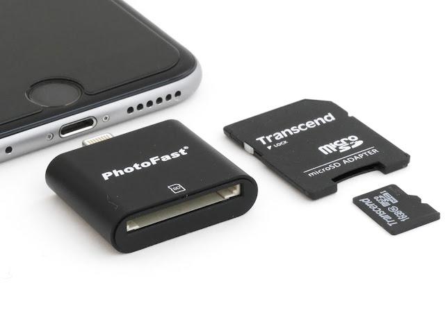 ほぼすべてのファイルを読み取れるiPhone/iPad対応のiOS多機能カードリーダーPhotoFastレビュー