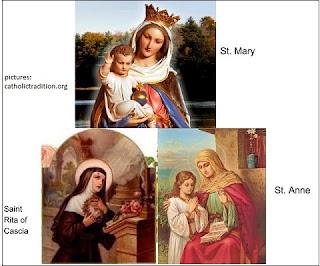 http://getpregnantover40.com/saints-for-fertility.htm