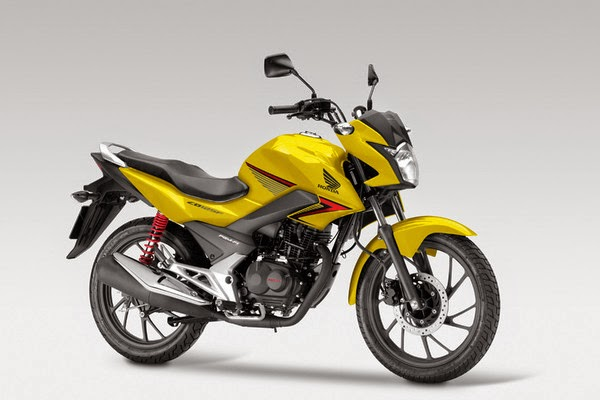 Хонда (модельный ряд мотоциклов 2014-2015 года)