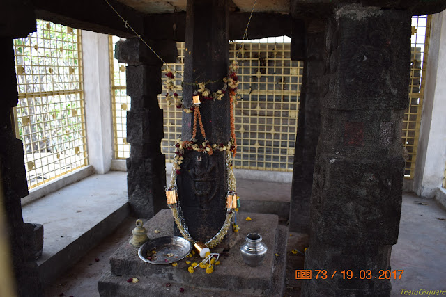 Chaturbhuj pillar, Fort Ramadurga