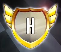 Símbolo de rareza heroica