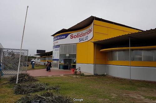 Hospital de Solidaridad de Punta Hermosa