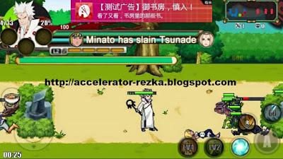 Naruto Senki Mod Sprite : Hagoromo Replace Minato