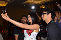 Bollywood Actress Adah Sharma Pos in White Printed Short Dress at OPPO F3 Plus Selfie Expert Mobile Launch .COM 0069.jpg