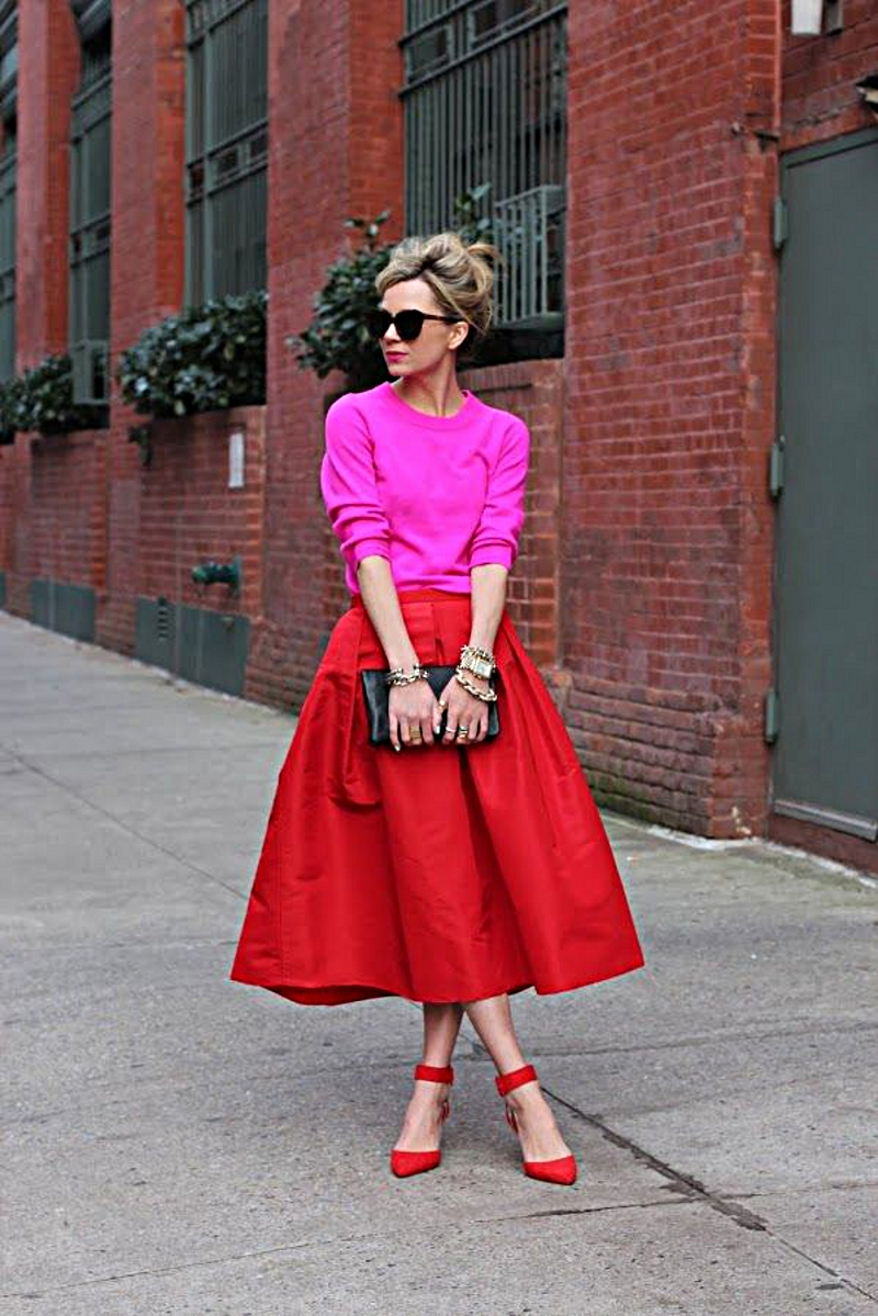 Valentine's Day Party Fashion | What To Wear? - via BirdsParty.com