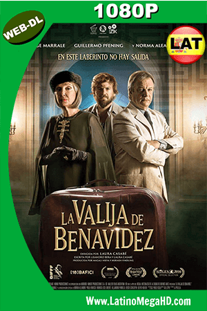 La valija de Benavídez (2016) Latino HD WEB-DL 1080P ()