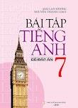 Tải sách Bài Tập Tiếng Anh Lớp 7 - Mai Lan Hương Có Đáp Án (bản 2018)