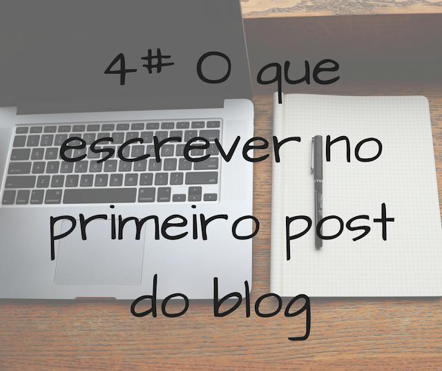blog, post, blogueiro, blogueira, primeiro, começo, assunto, falar, escrever