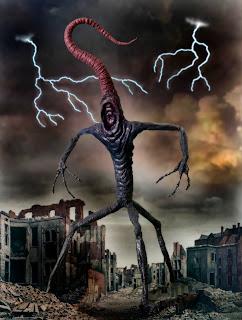 The Lone Animator My Lovecraftian Alphabet Part 2
