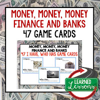 Money Finance Banks, Free Enterprise, Economics, Free Enterprise Lesson, Economics Lesson, Free Enterprise Games, Economics Games, Free Enterprise Test Prep, Economics Test Prep