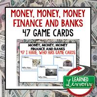 Money Finance Banks, Free Enterprise, Economics, Free Enterprise Lesson, Economics Lesson, Free Enterprise Games, Economics Games, Free Enterprise Test Prep, Economics Test Prep