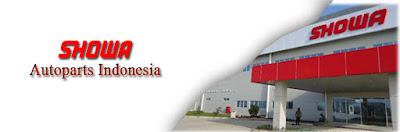 Lowongan Kerja SMA SMK D3 S1 PT. Showa Autoparts Indonesia, Jobs: Operator Produksi.