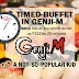 Affordable Timed-Buffet in Genji-M Restaurant for Makati Yuppies