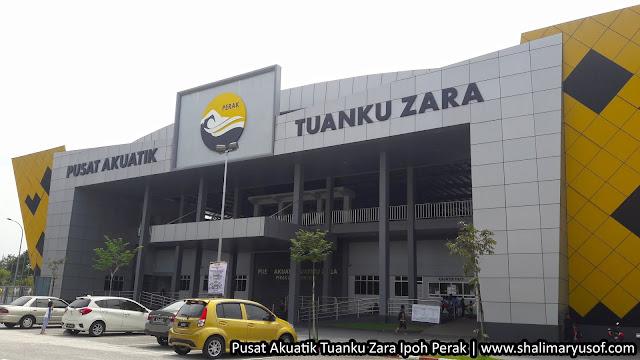 Anak-anak Seronok Mandi Di Kolam Renang Pusat Akuatik Tuanku Zara Ipoh, Perak