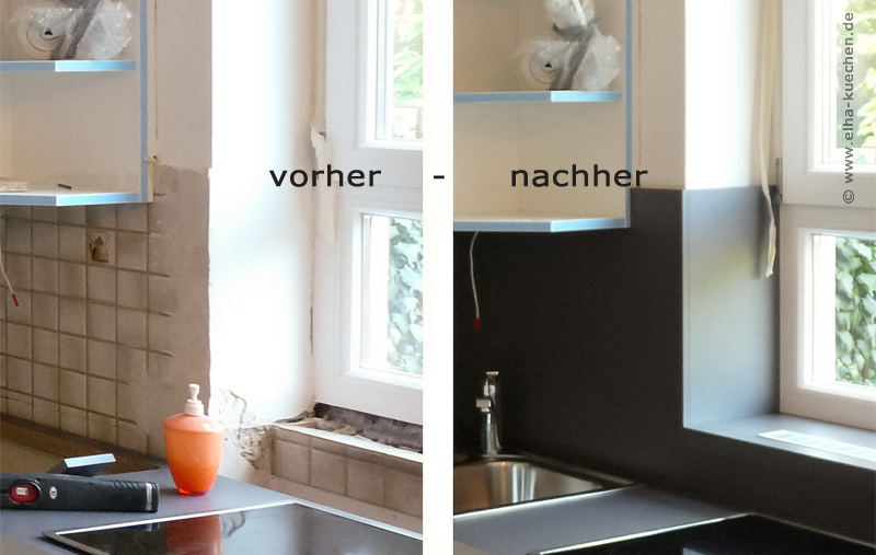 Depumpink Küche Landhausstil Grau - schmale fenster kuechen gestaltung