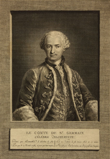 Paul Chacornac - Le Comte de Saint-Germain