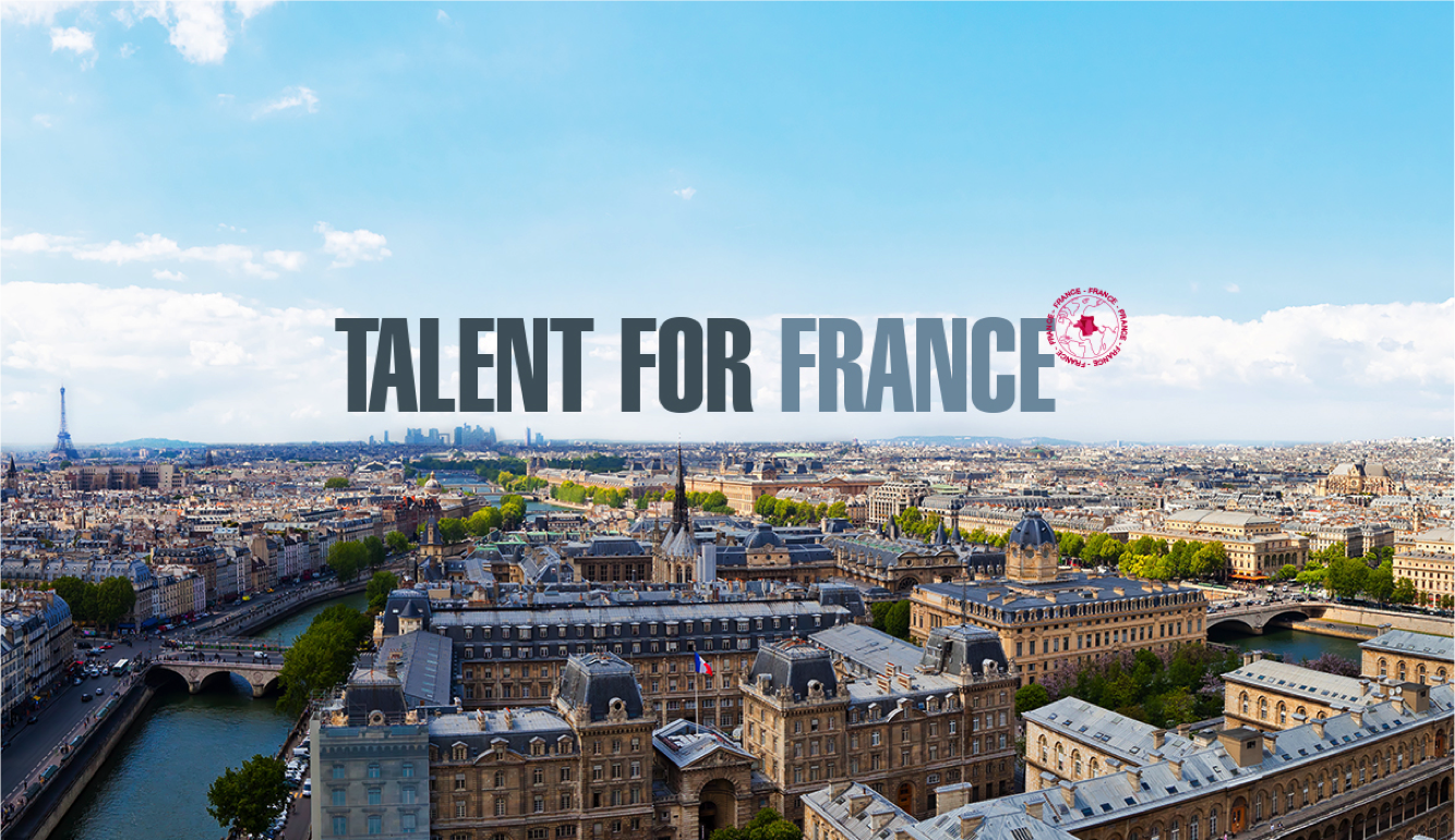 how to say talent in french