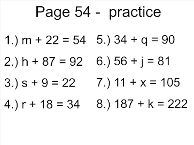Mrs. White's 6th Grade Math Blog