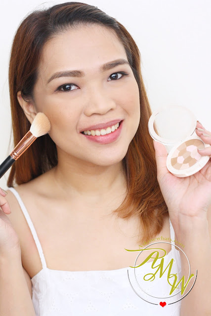 a photo of NIkki Tiu AskMeWhats SAEM Saemmul Luminous Multi-Shading