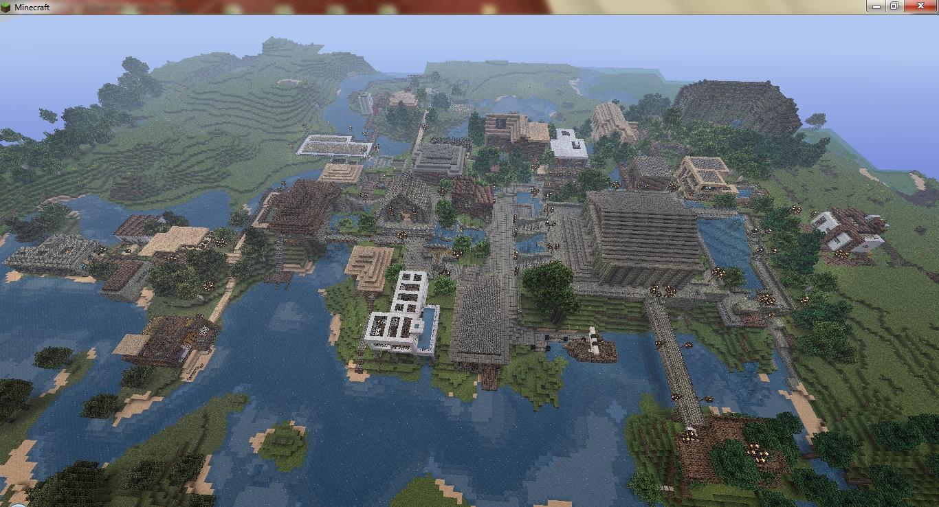 Gaming ink: Minecraft Maps Free Downloads