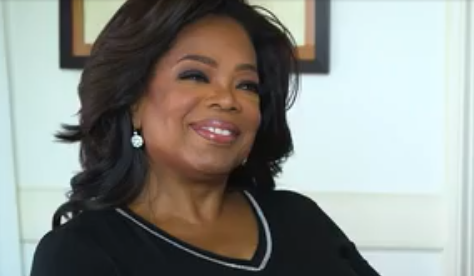 Oprah Winfrey Reveals the One Thing That Could Make Her Run for President