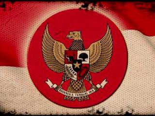 tercetusnya nama negara indonesia